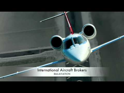 Learjet 31A for Charter - International Aircraft Brokers