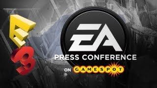EA Press Conference E3 2013