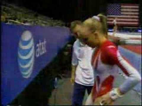 Nastia Liukin 2007 Nationals montage