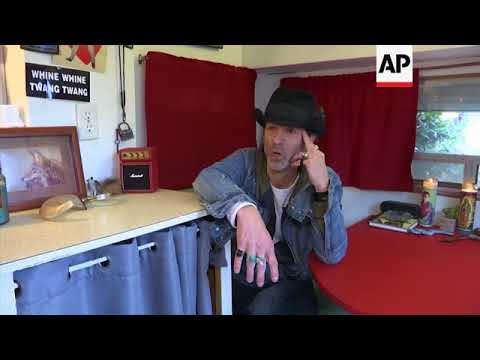 Country songwriter Travis Meadows on what he learned from his grandfather