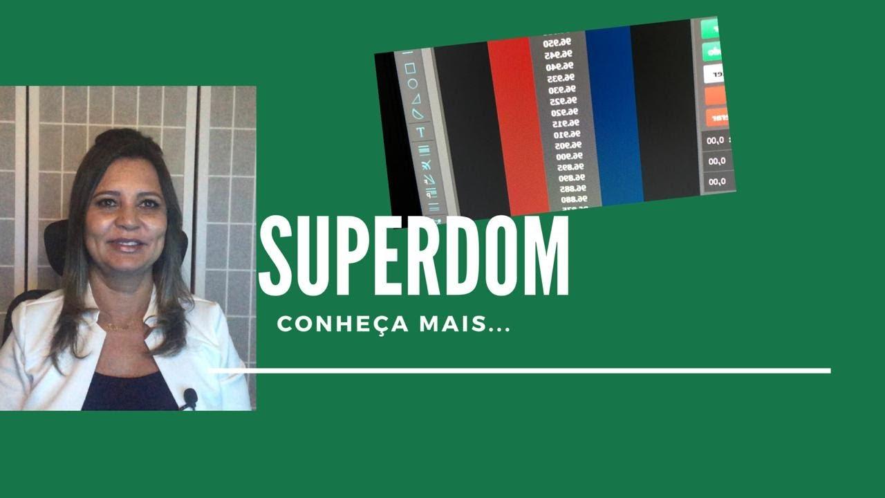 Conheça mais sobre a ferramenta SuperDom.