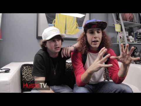 BB The Jerk & ATM These White Kids F**K Some Sh*T UP HustleTV Pt 2 DJ Hustle