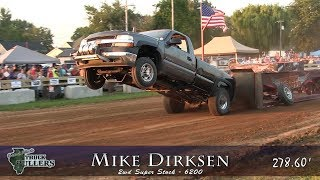 Central Illinois Truck Pullers - 2018 Butler Homecoming - Butler, IL Truck Pulls
