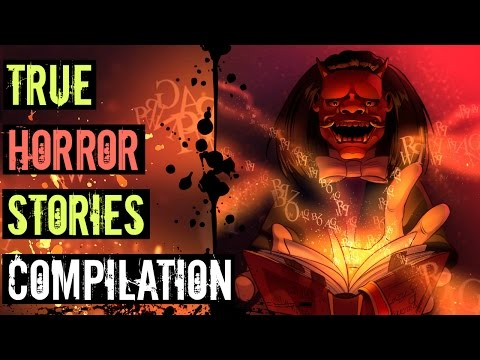 Top 15 Scary TRUE Stories Compilation | September - December 2016