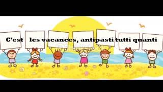 Ilona Mitrecey C Est Les Vacances Lyrics