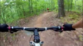 Blankets Creek XC mountain biking Race 2013