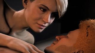 Mass Effect: Andromeda - Cora Romance Scene