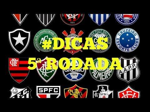 DICAS CARTOLA FC 2017 #5 Rodada DICAS