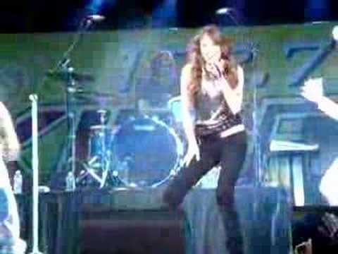 Miley Cyrus at Wango Tango - See You Again