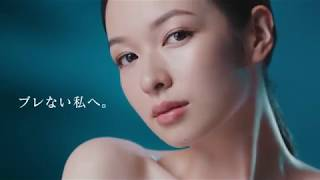 KAO SOFINA cast : 森絵梨佳.