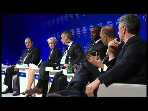 Debate: World Economic Forum on Europe and Central Asia