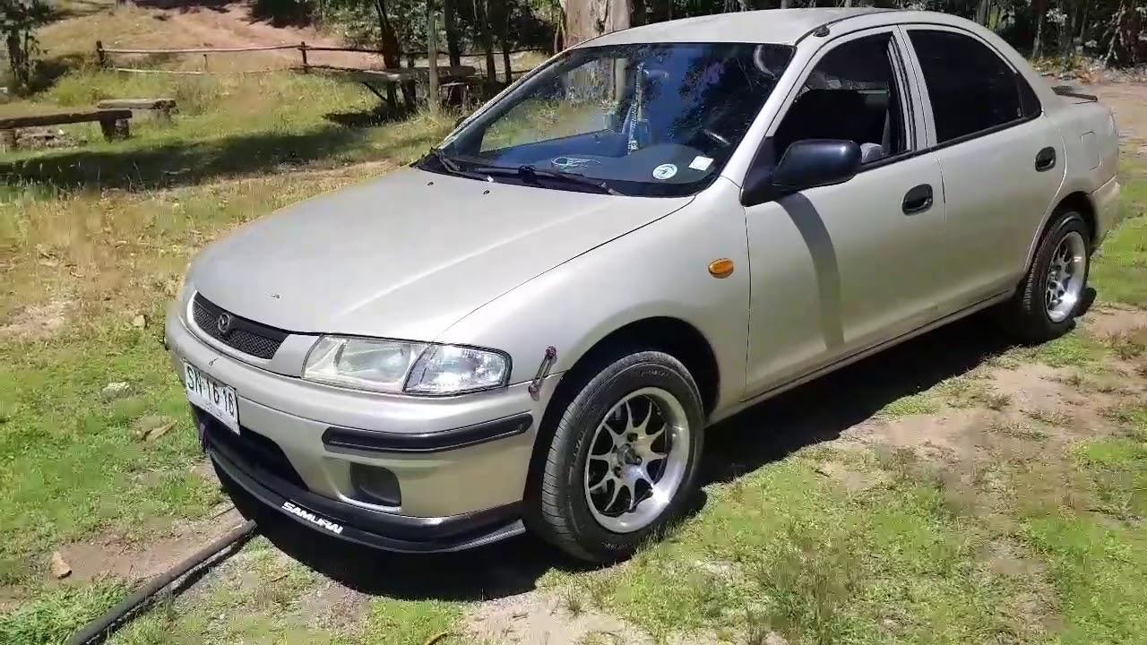 Wiring Diagram Mazda Artis 1998