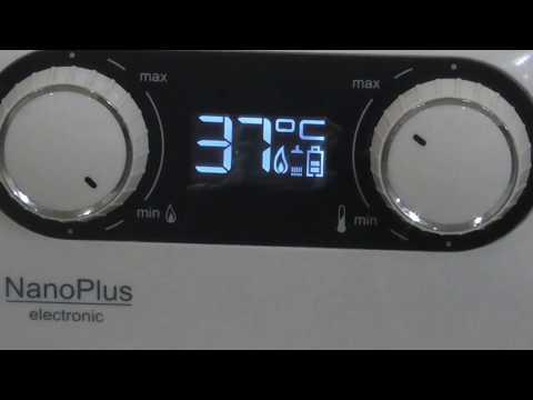 Газовая колонка Electrolux GWH 265 ERN Nano Plus. Впечатления спустя год эксплуатации