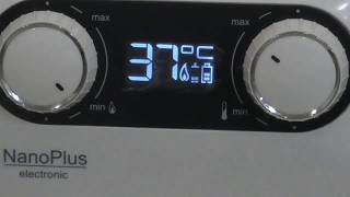 Газовая колонка Electrolux GWH 265 ERN Nano Plus. Впечатления спустя год эксплуатации(, 2017-08-07T07:23:49.000Z)