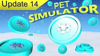 Roblox pet simulator!🐺update 14 coming soon?!🦊!