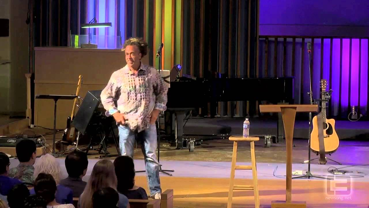 Todd White - The Importance Of Holy Spirit