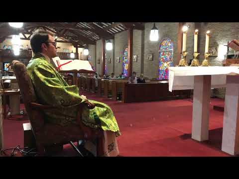 Holy Mass | Sunday XVII in Ordinary Time | July 26, 2020; 11:00am CDT