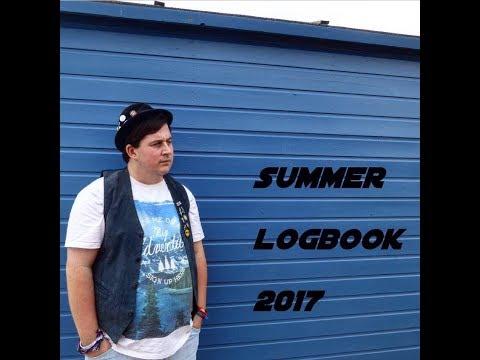 My summer logbook 2017