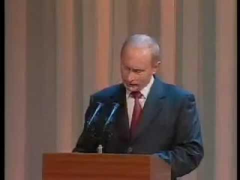 Putin speaks tatar  Путин говорит на татарском!!
