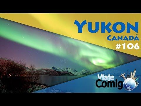 CANADÁ - YUKON   VIAJE COMIGO 106   FAMÍLIA GOLDSCHMIDT