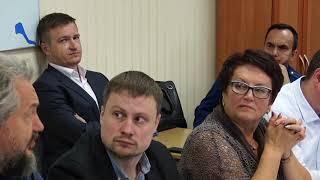 В Пущине начал работу новоизбранный Совет депутатов