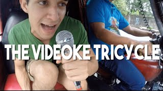 The Videoke Tricycle (Tricycle Karaoke)