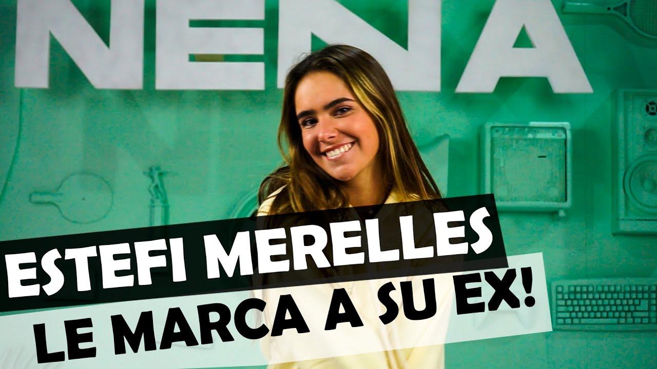 ESTEFI MERELLES tiene que marcarle a su ex!!!!   Hola Nena con Mau López