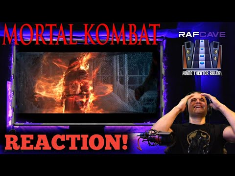 Mortal Kombat (2021) Official Red Band (HBO MAX) : REACTION! - THE RAFCAVE