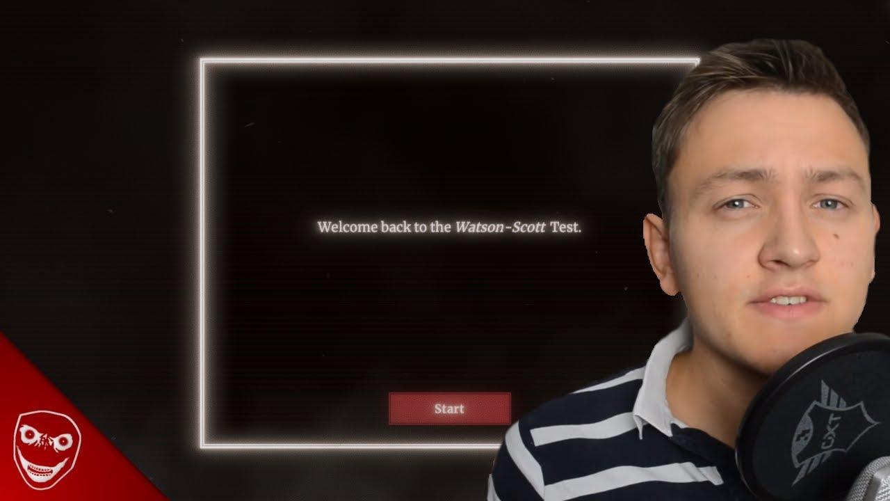 Ich Teste Den Gruseligen Watson Scott Test Selbstexperiment