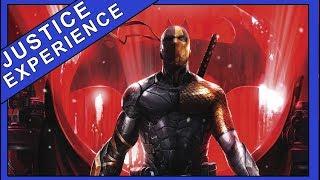 Justice Experience | Deathstroke #32