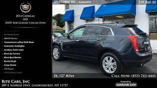 Used 2014 Cadillac SRX | Rite Cars, Inc, Lindenhurst, NY