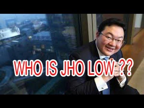 Jho low malaysia 1mdb