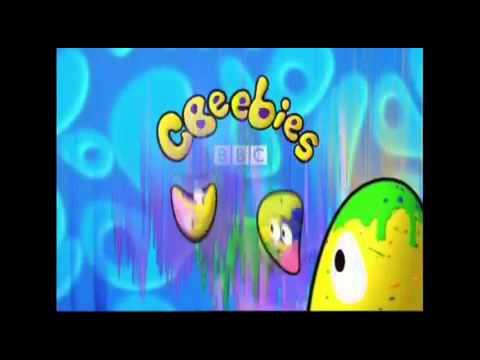 CBeebies Paint Ident - Full Version. 2006-2013