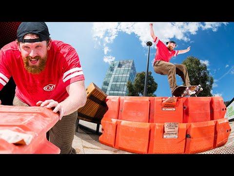 SMASHING THROUGH OZ AND WATERMELONS: JESSE NOONAN IN AUSTRALIA   Santa Cruz Skateboards