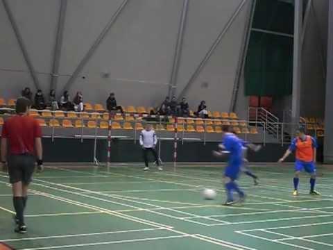 University of Latvia goals vs BSA