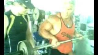 Atleta Profissional IFBB Andy Haman treina no Rio de Janeiro com Doctorbody parte 14