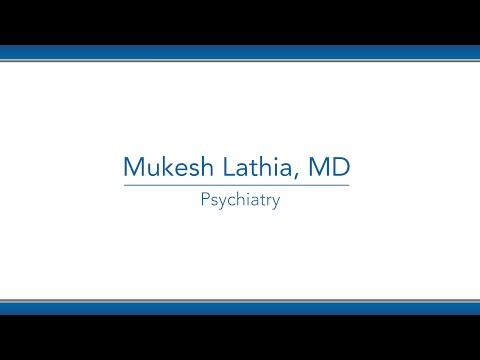 Mukesha Lathia, MD video thumbnail