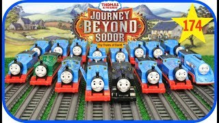THOMAS AND FRIENDS THE GREAT RACE #174 TRACKMASTER Journey Beyond Sodor Toy Trains for Kids