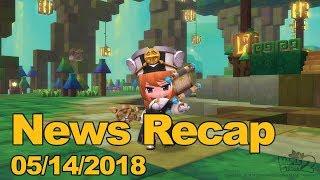 MMOs.com Weekly News Recap #147 May 14, 2018