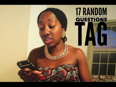 Get To Know Me |  17 Random Questions Tag