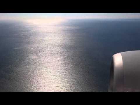 Landing to Antalya Airport