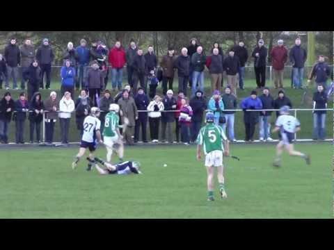 Nenagh Eire Og  Holycross Tipperary Minor hurling semi 2012