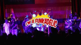 Garrett Shider with 3GP I'm a Funkadelic Live @ Fremont Theater  San Luis Obispo CA 2/21/20