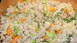 Homemade Chicken Mince Dog Food Recipe (Limited Ingredient)