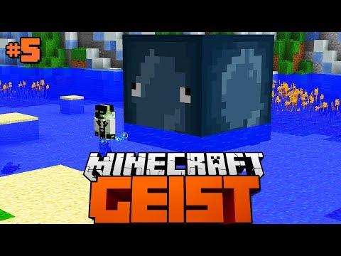 EIN GROßER FISCH?! – Minecraft Geist #05 [Deutsch/HD]