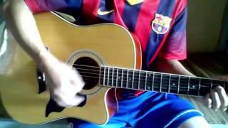 Sống Trong Nỗi Nhớ Guitar Cover (Mr.Siro) - Lá Bàng