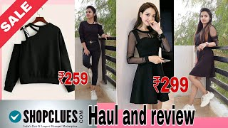 First tym experience shopping from Shopclues.com||Good or bad👎|| Everthing under ₹300|| #styledstock screenshot 5