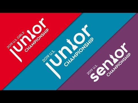 2019 U.S. Senior & U.S. Junior Championships: Round 9 & Playoffs