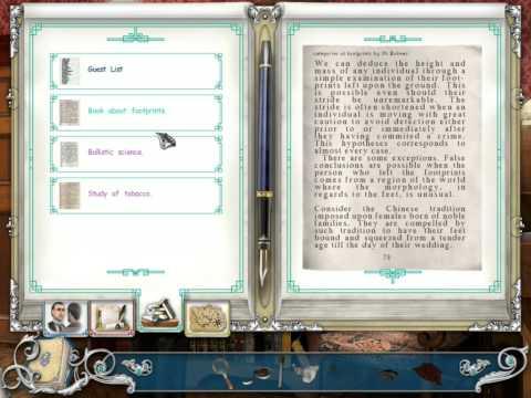 Sherlock Holmes - The Case Of The Silver Earring 3.Bölüm |