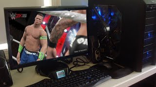 WWE 2K15 ON PC